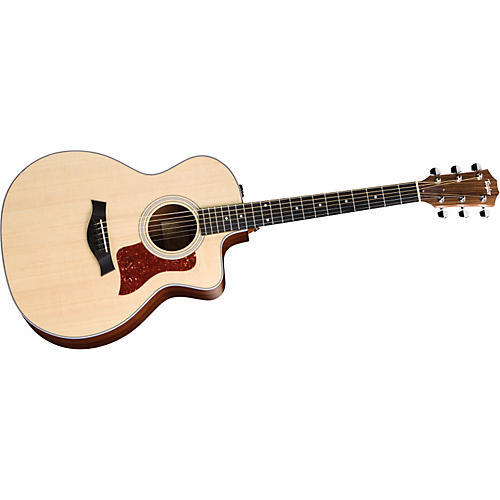 taylor 214ce g grand auditorium acoustic electric guitar with gloss finish musician 39 s friend. Black Bedroom Furniture Sets. Home Design Ideas