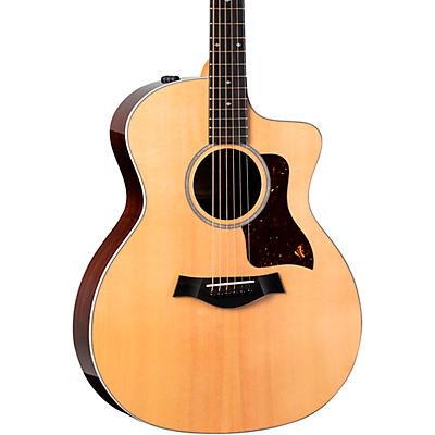 Taylor 214ce DLX Grand Auditorium Acoustic-Electric Guitar
