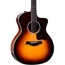 214ce DLX Grand Auditorium Acoustic-Electric Guitar Tobacco Sunburst