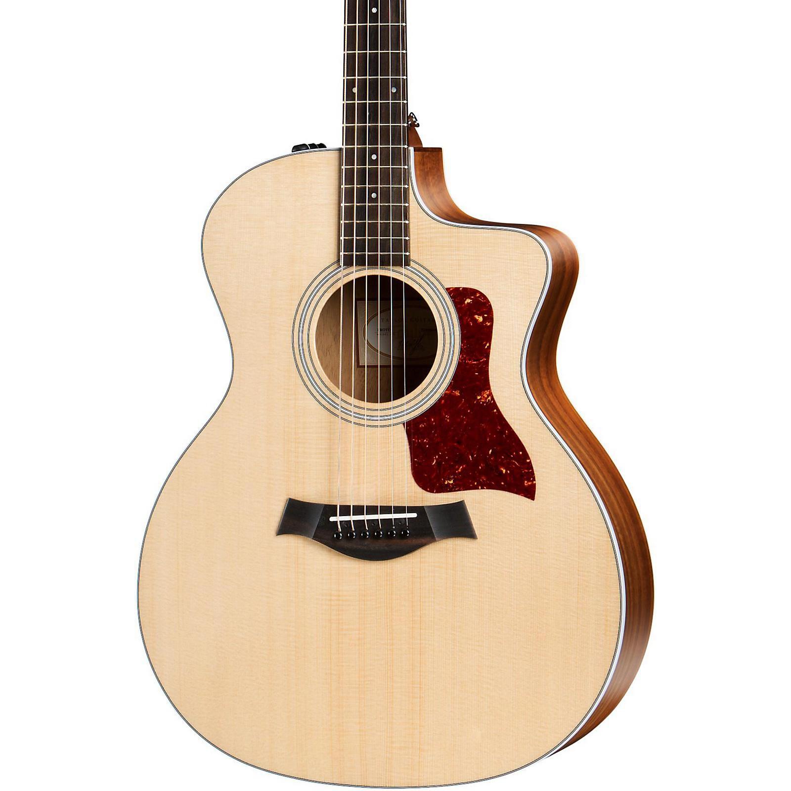 Taylor 214ce Grand Auditorium Acoustic-Electric Guitar