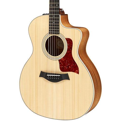 taylor 214ce k dlk acoustic electric guitar musician 39 s friend. Black Bedroom Furniture Sets. Home Design Ideas