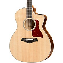 Taylor 214ce-K DLX Grand Auditorium Acoustic-Electric Guitar