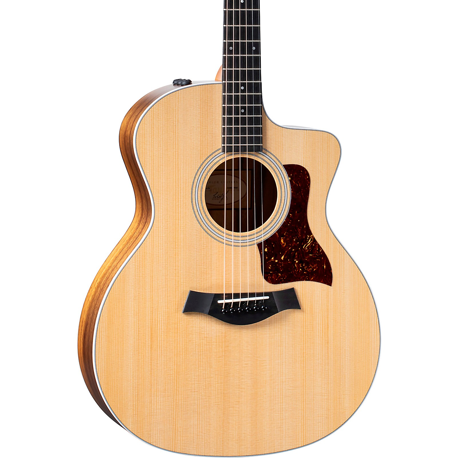 Taylor 214ce-K Grand Auditorium Acoustic-Electric Guitar