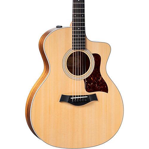 Taylor 214ce-K Grand Auditorium Acoustic-Electric Guitar Natural