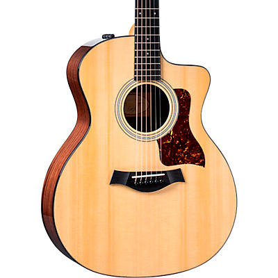 Taylor 214ce Plus Grand Auditorium Acoustic-Electric Guitar