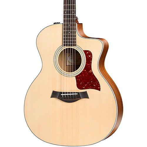 Taylor 214ce Rosewood Grand Auditorium Acoustic-Electric Guitar