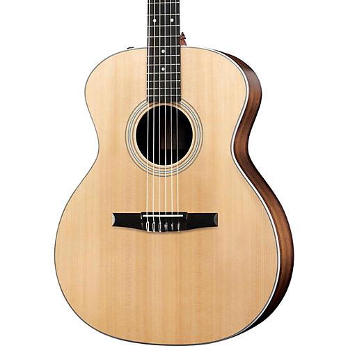 Taylor 214eN Rosewood/Spruce Nylon String Grand Auditorium Acoustic-Electric Guitar