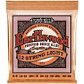 Ernie Ball 2153 Earthwood 12-String Phosphor Bronze Light Acoustic Guitar Strings thumbnail
