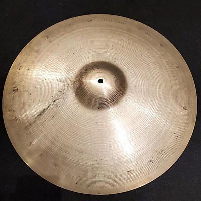 Zildjian 21in A Series Deep Ride Cymbal
