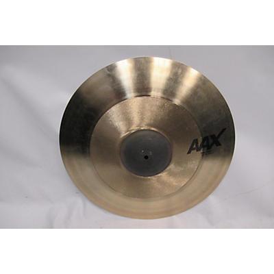 Sabian 21in AAX Frequency Ride Cymbal
