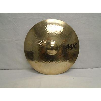 Sabian 21in AAX Thin Ride Cymbal