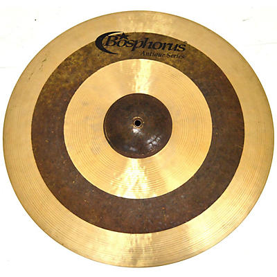 Bosphorus Cymbals 21in ANTIQUE SERIES Cymbal