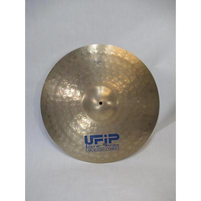 UFIP 21in BIONIC SERIES RIDE Cymbal