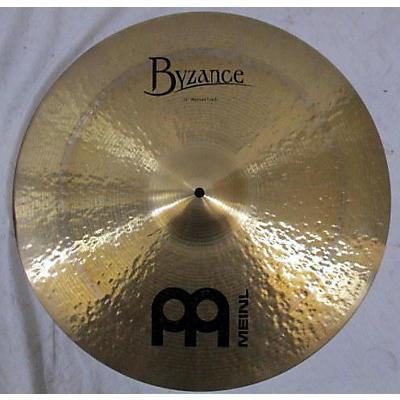 Meinl 21in Byzance Traditional Medium Crash Cymbal