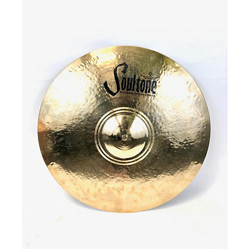 Soultone 21in Crash/Ride Cymbal 41
