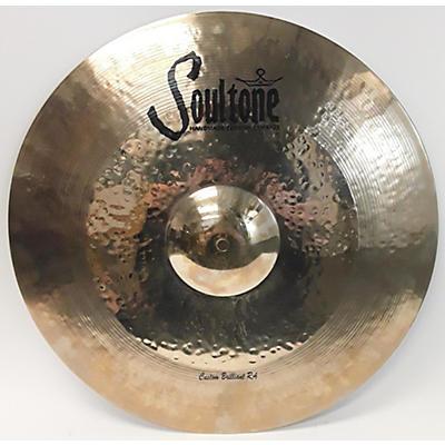 Soultone 21in Custom Brilliant Ra Cymbal