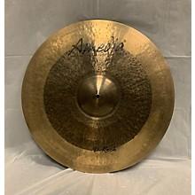 Amedia 21in D-ROCK Cymbal