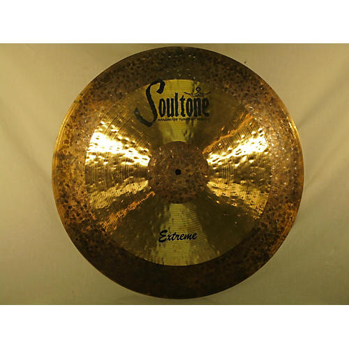 Soultone 21in Extreme Ride Flat Cymbal 41