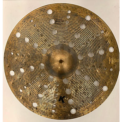 Zildjian 21in K Custom Special Dry Trash Crash Cymbal