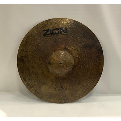 Zion 21in Legend Ride Cymbal