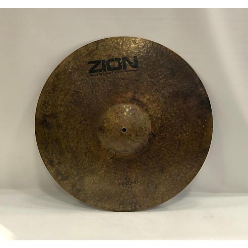 Zion 21in Legend Ride Cymbal 41