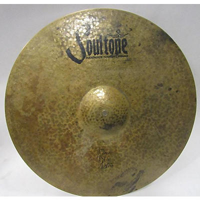 Soultone 21in Natural Crash/ride Cymbal