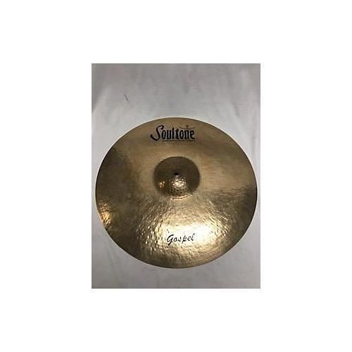 21in Soultone Gospel RIDE Cymbal