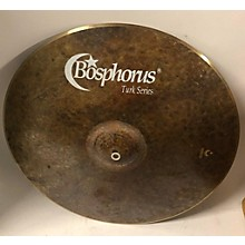 Bosphorus Cymbals 21in Turk Series Cymbal