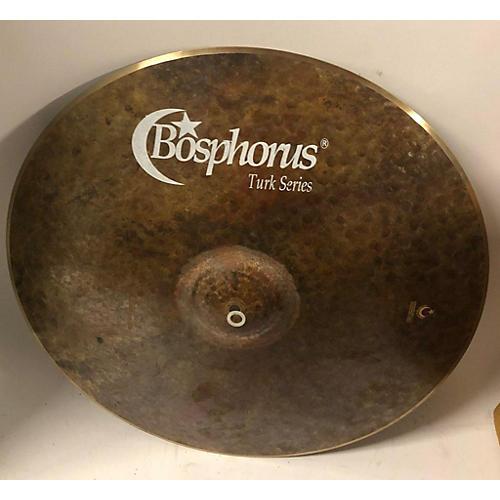 Bosphorus Cymbals 21in Turk Series Cymbal 41