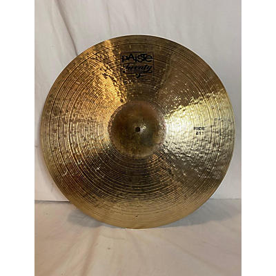 Paiste 21in Twenty Series Ride Cymbal