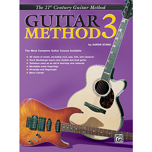 Alfred 21st Century Guitar Method 3 Book Only