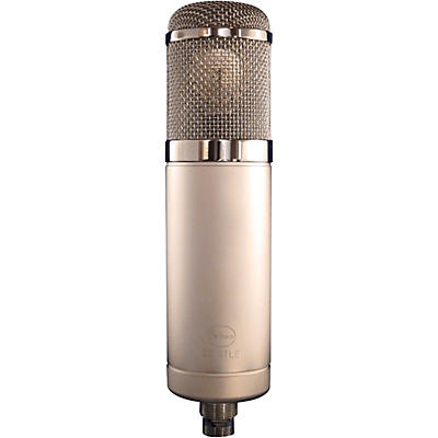 Peluso Microphone Lab 22 47 LE 'Limited Edition' Large Diaphragm Condenser German Steel Tube Microphone