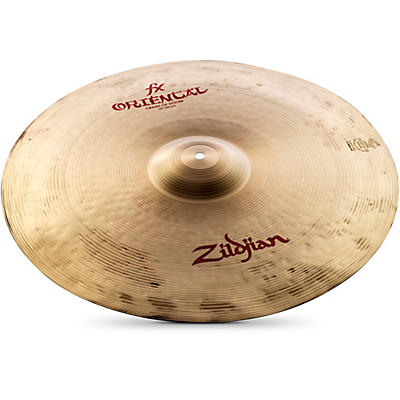 "Zildjian 22"" FX Oriental Crash of Doom"