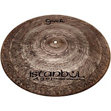 Open Box Istanbul Agop 22 INCH EPOCH LENNY WHITE SIGNATURE SERIES RIDE CYMBAL