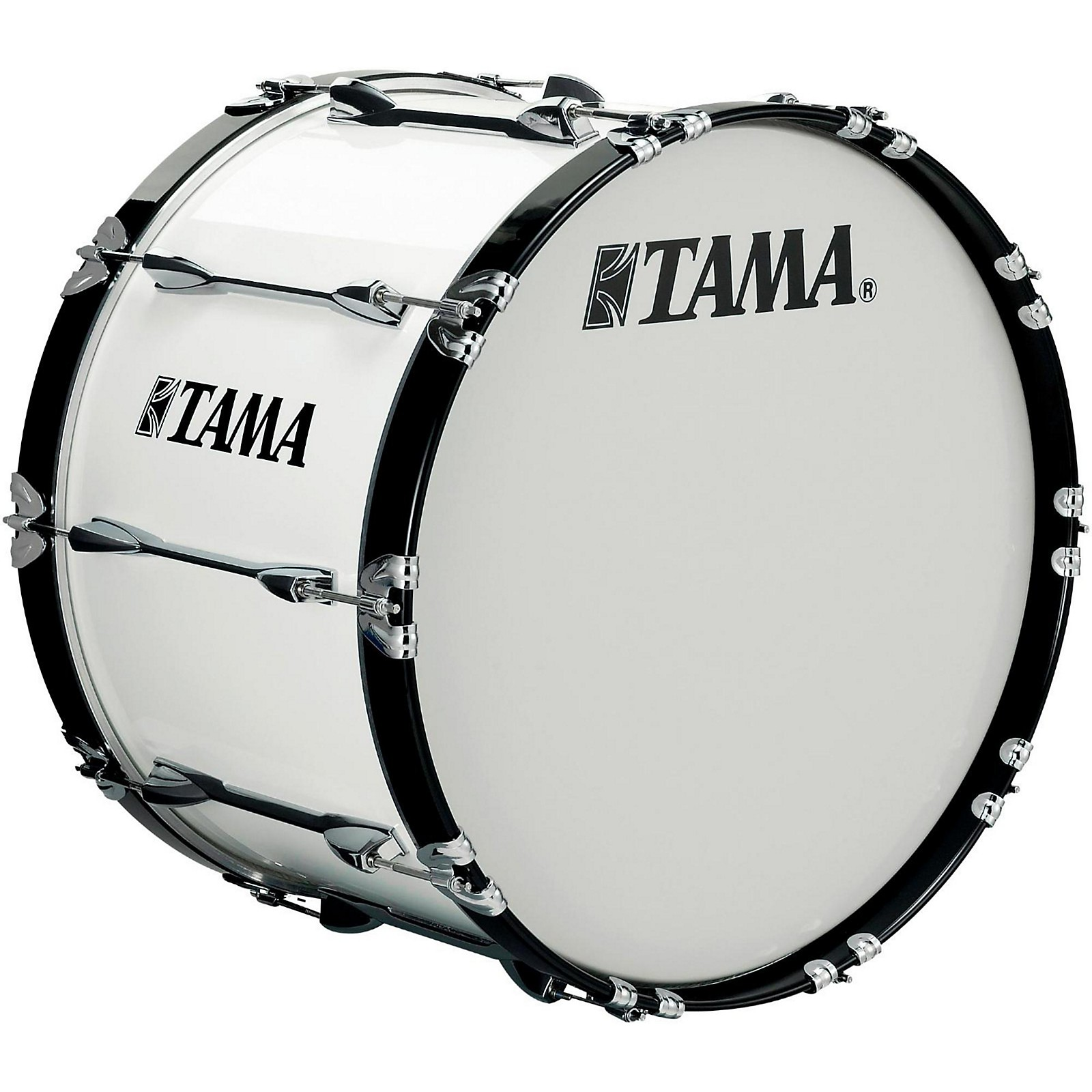 Tama Marching 22 x 14 in. Starlight Marching Bass Drum with Carrier