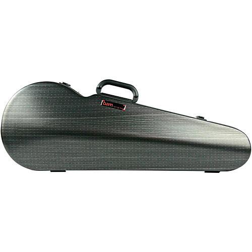 Bam 2200XL Contoured Hightech Adjustable Viola Case Black Lazure