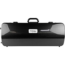 2201XL Hightech Large Adjustable Viola Case without Pocket Black Carbon