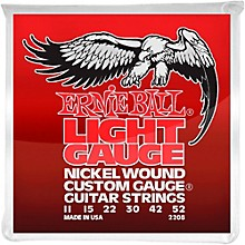 Ernie Ball 2208 Slinky Nickel Wound Light Electric Guitar Strings