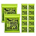 Ernie Ball 2221 Nickel Slinky Lime Guitar Strings - Buy 10, Get 2 Free thumbnail