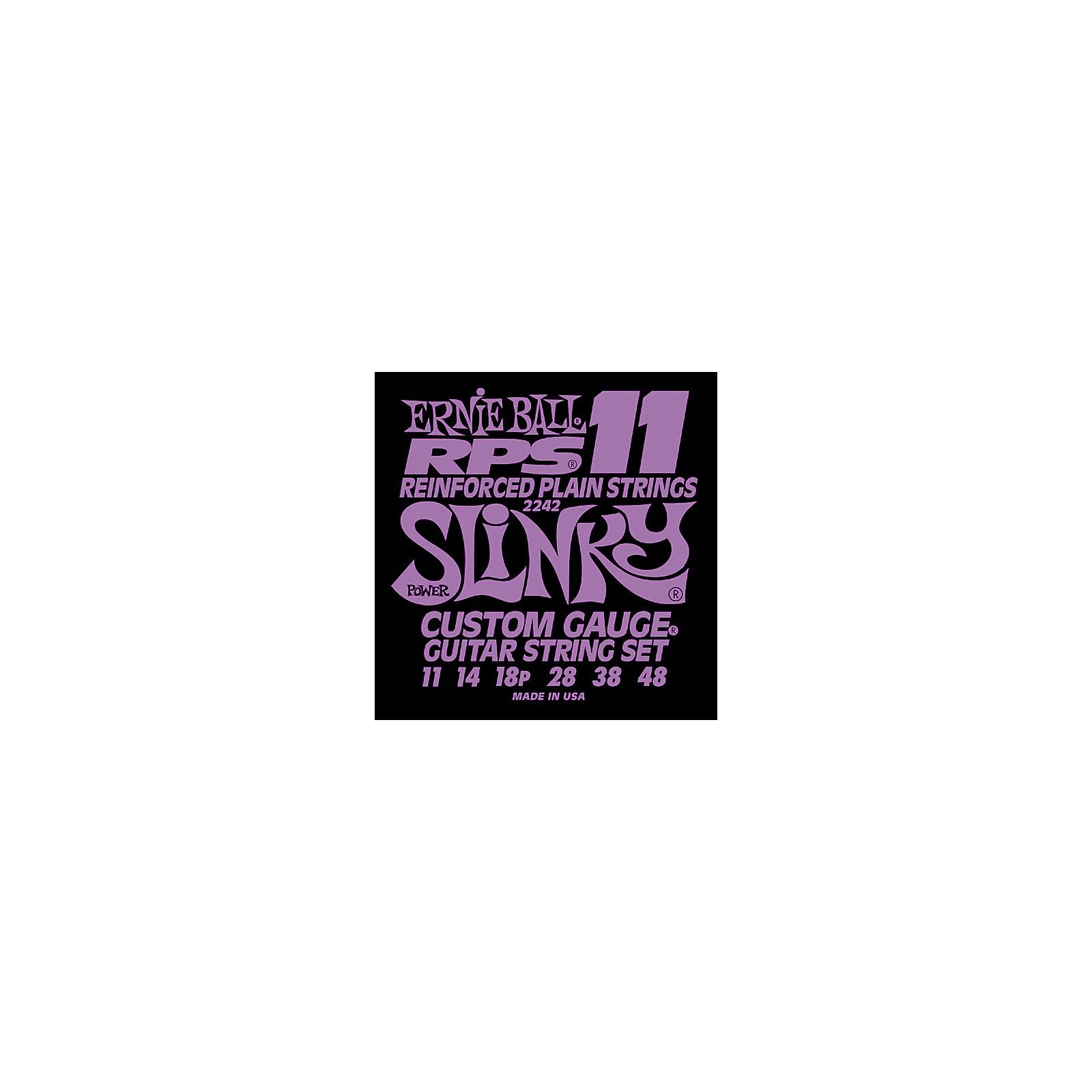 Ernie Ball 2242 Power Slinky RPS 11 Electric Guitar Strings