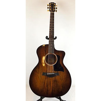 Taylor 224CE-K DLX Acoustic Electric Guitar