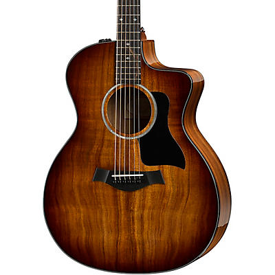 Taylor 224ce-K DLX Grand Auditorium Acoustic-Electric Guitar