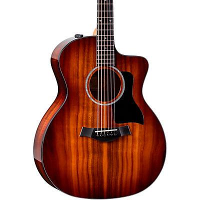 Taylor 224ce-K DLX Grand Auditorium Acoustic-Electric Guitar