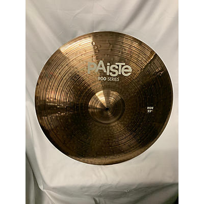 Paiste 22in 900 SERIES RIDE Cymbal
