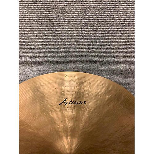Sabian 22in Artisan Vault Medium Ride Cymbal 42