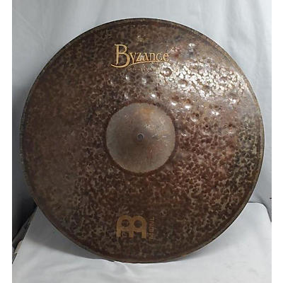 Meinl 22in Byzance Extra Dry Thin Ride Cymbal