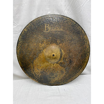 Meinl 22in Byzance Vintage Pure Ride Cymbal