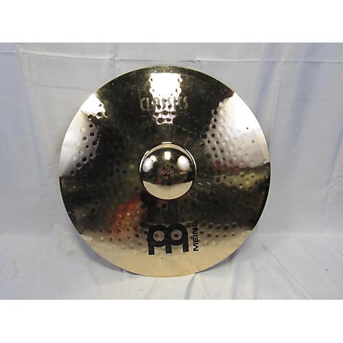 Meinl 22in CLASSIC CUSTOM POWERFUL RIDE Cymbal 42