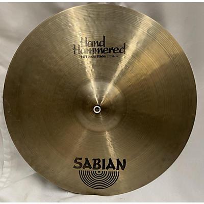 Sabian 22in HH Jazz Ride Cymbal