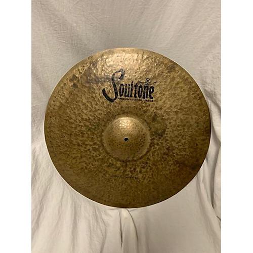 Soultone 22in Jordan Crabtree Signture Series Ride Cymbal 42